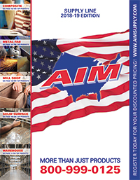 AIM Supply Line Catalog 2018