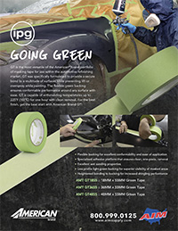 Green Tape by IPG