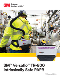 Versaflo Intrinsically Safe PAPR